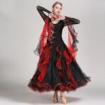 Robe de danse valse