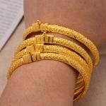 24K-bracelets-4-pi-ces-lot-en-gros-thiopien-or-couleur-bracelets-pour-les-femmes-prix