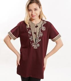 t-shirt femme traditionnel afrique, europe, asiatique,