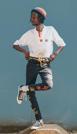 Vêtements africaine pour homme