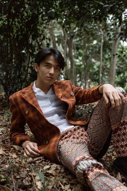 Vêtements asiatique homme