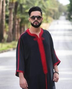 Vêtement berbere homme