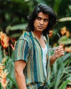 Vêtement indien pour homme