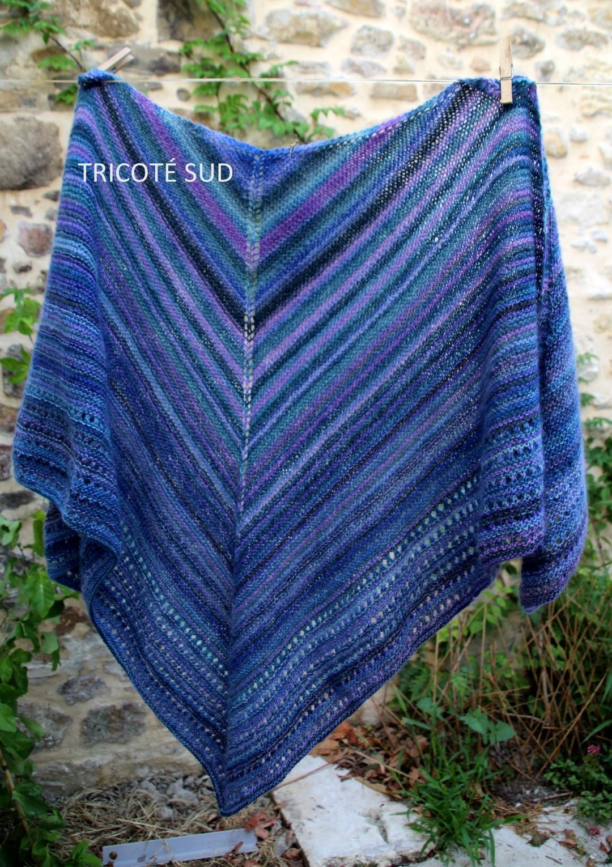 tricoter chale