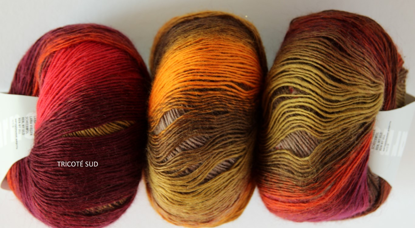 mille colori baby coloris 62 lang yarns - Laine Lang Mille Colori Baby