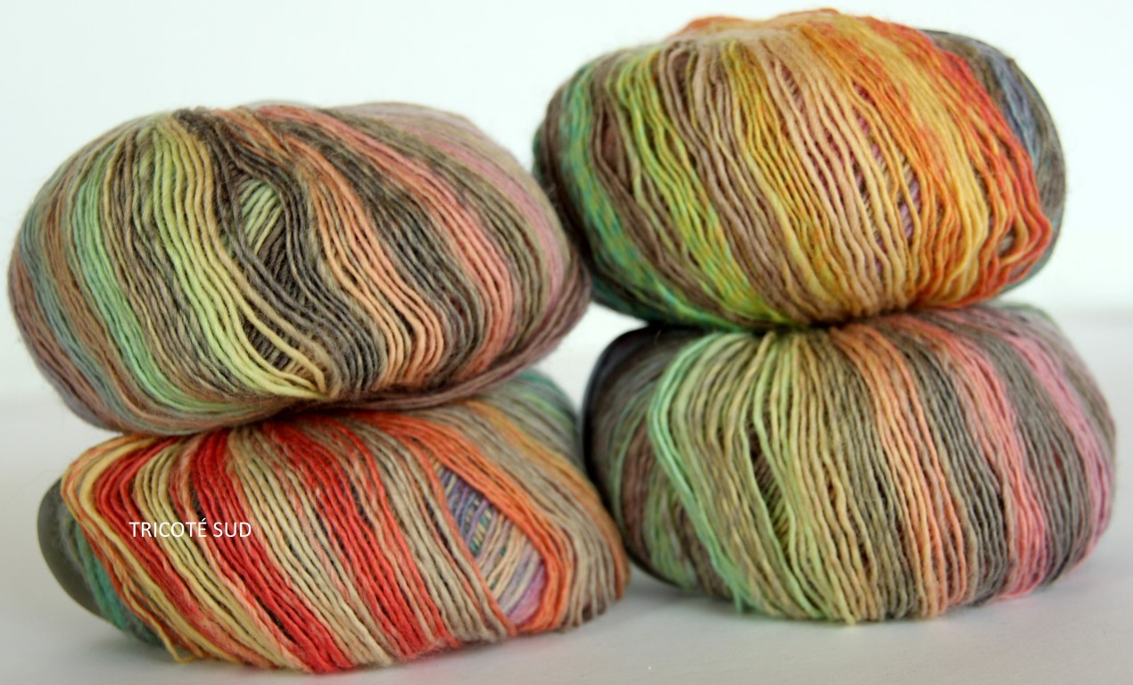 mille colori baby coloris 151 lang yarns - Laine Lang Mille Colori Baby