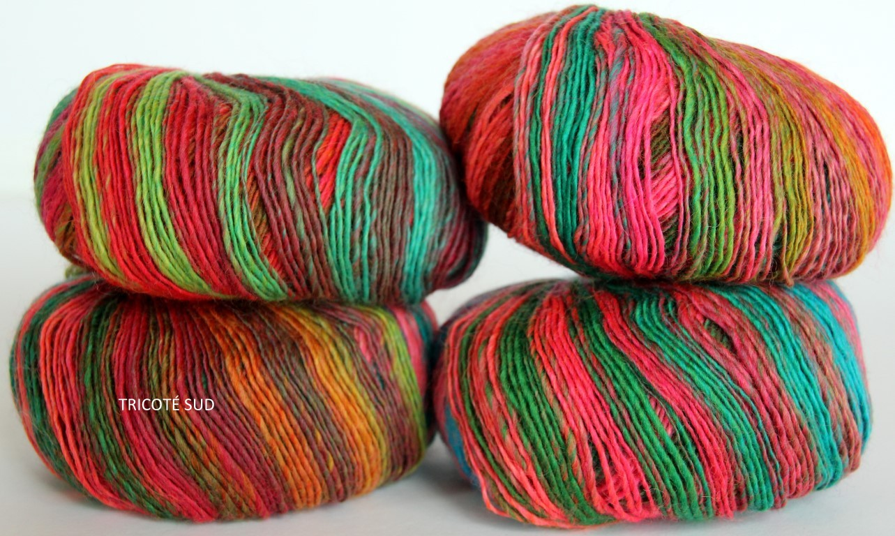 mille colori baby coloris 152 lang yarns - Laine Lang Mille Colori Baby