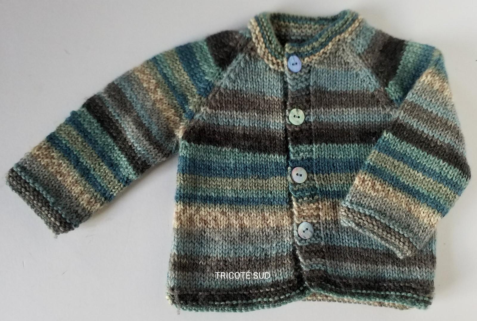 Kits tricot - Tricoté Sud 318d573c493