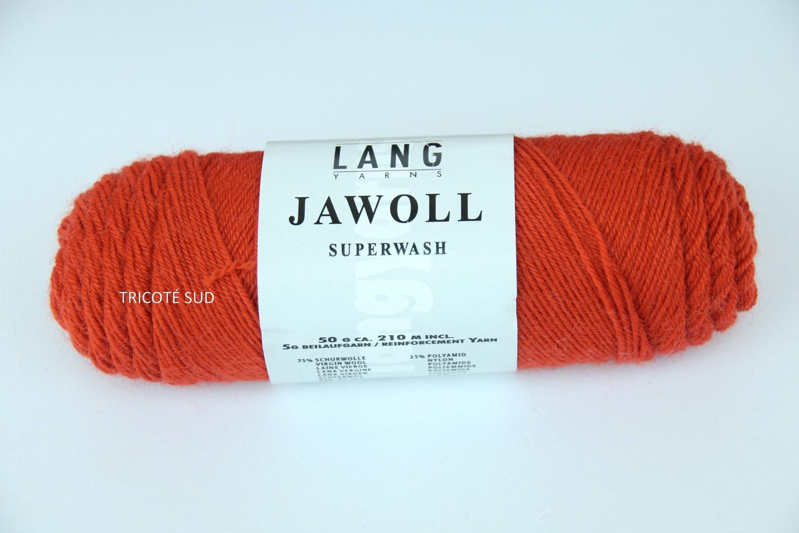 JAWOLL LANG YARNS COLORIS 275 (Large)