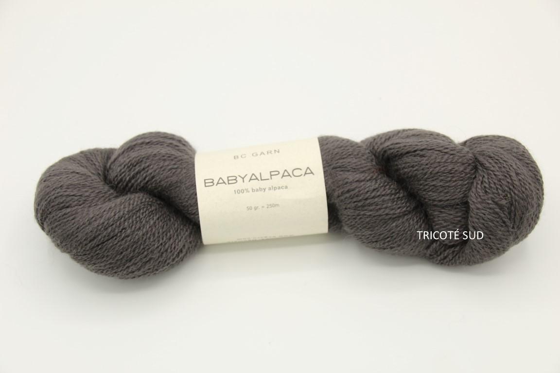 BABY ALPACA BC GARN 27 (Medium)