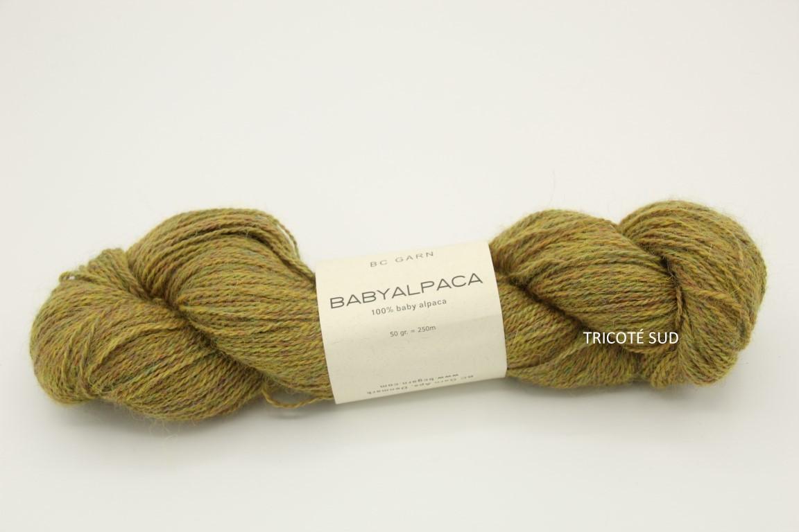 BABY ALPACA BC GARN 120 (Medium)