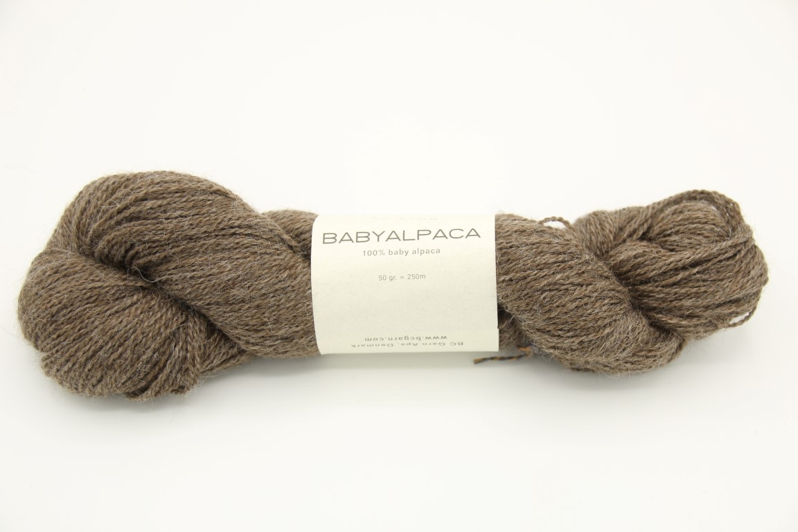 BABY ALPACA BC GARN 107 (Medium)