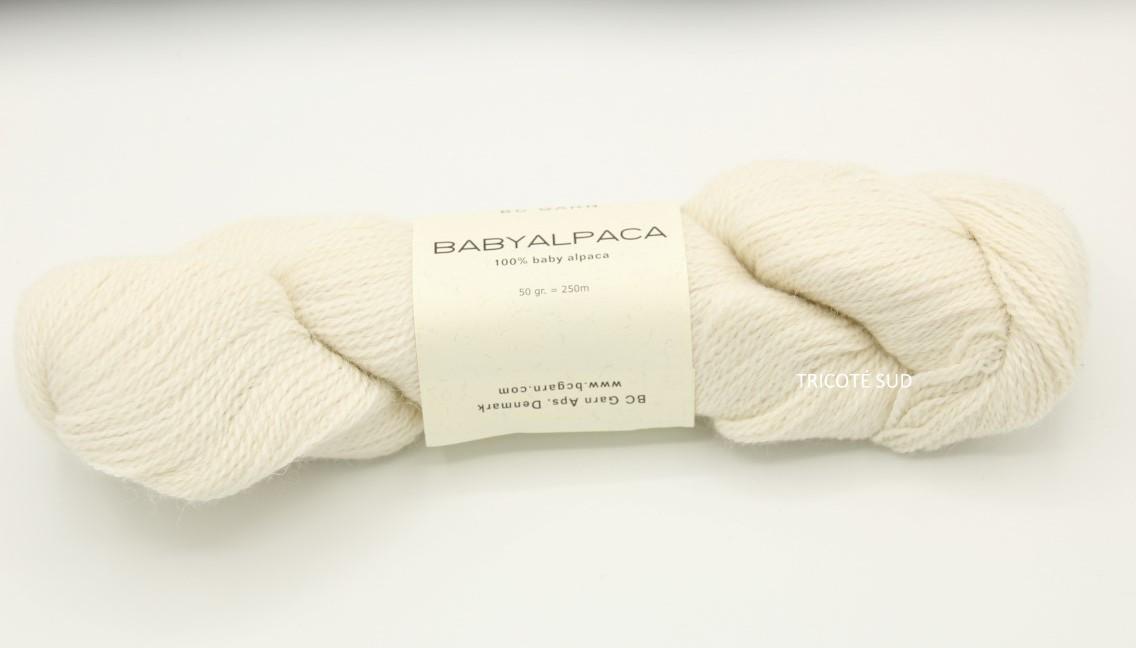 BABY ALPACA BC GARN 100 (Medium)