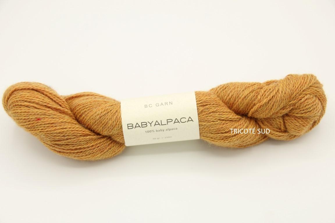 BABY ALPACA BC GARN 61 (Medium)