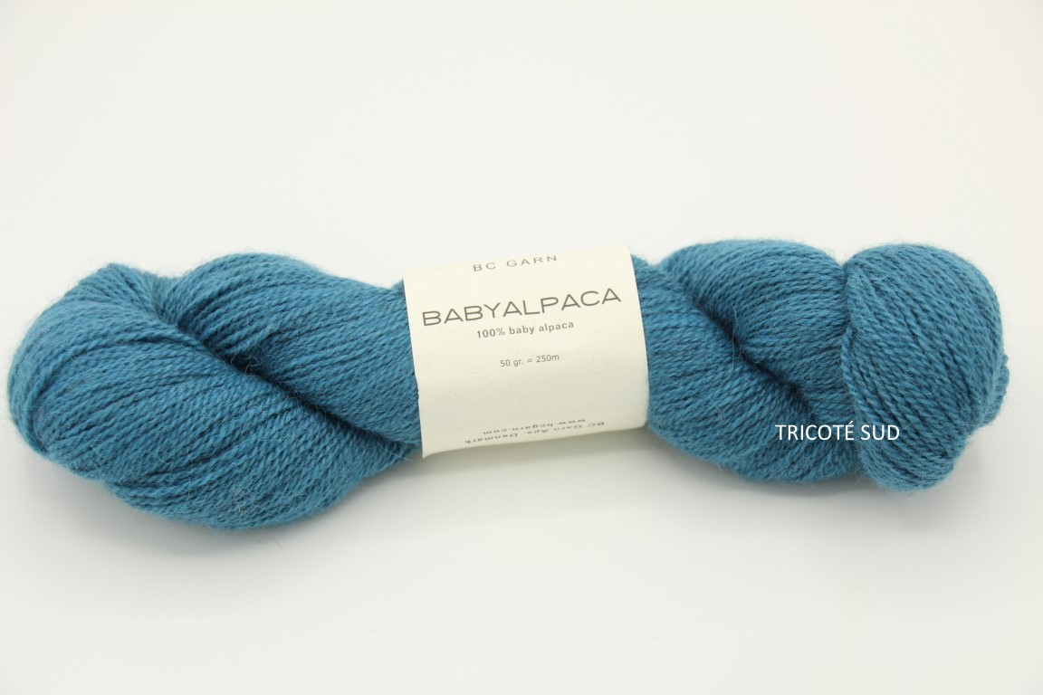 BABY ALPACA BC GARN 53 (Medium)