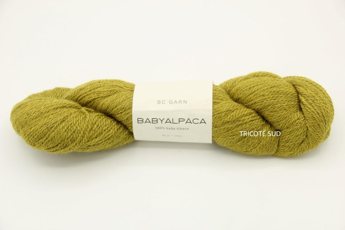BABY ALPACA BC GARN 44 (Medium)