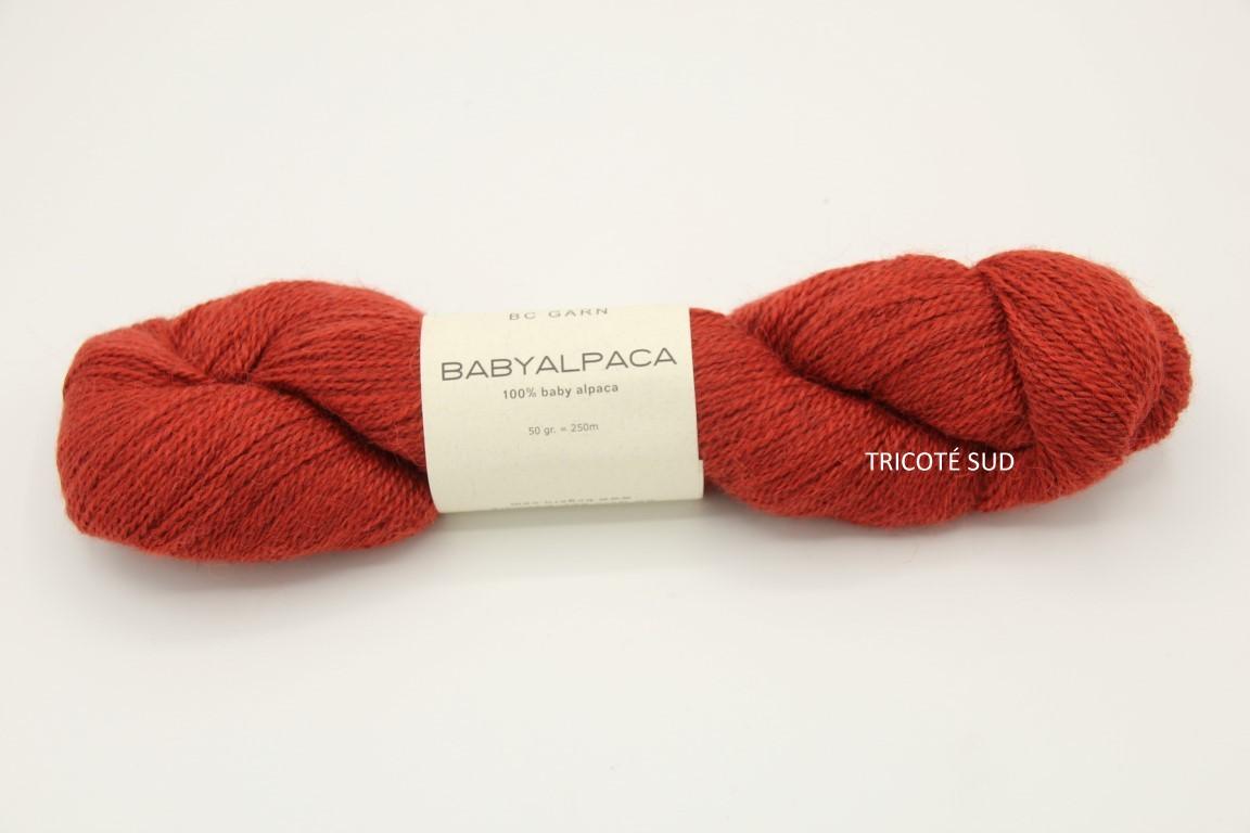 BABY ALPACA BC GARN 39 (Medium)