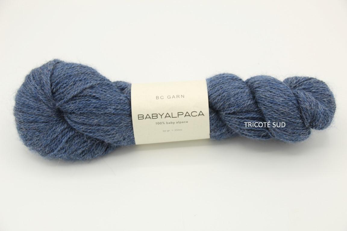 BABY ALPACA BC GARN 37 (Medium)