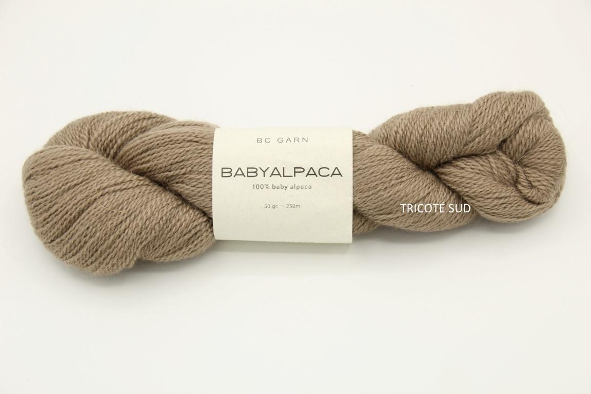 BABY ALPACA BC GARN 26 (Medium)