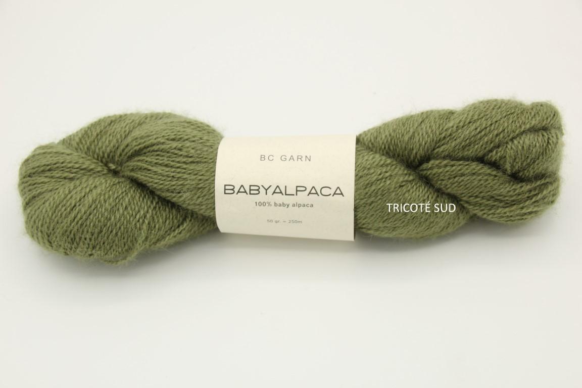 BABY ALPACA BC GARN 21 (Medium)