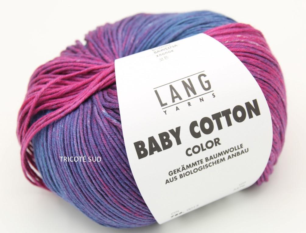 BABY COTTON COLOR COLORIS 13 (2) (Medium)