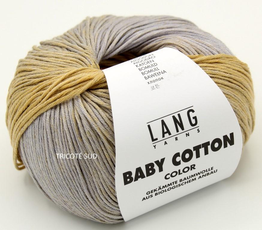 BABY COTTON COLOR COLORIS 54 (2) (Medium)