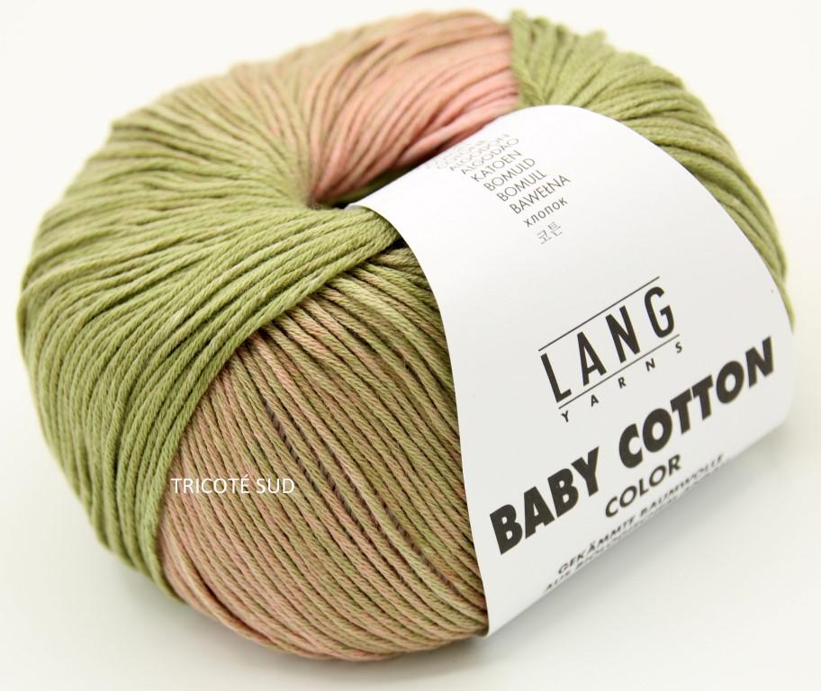 BABY COTTON COLOR COLORIS 58 (2) (Medium)