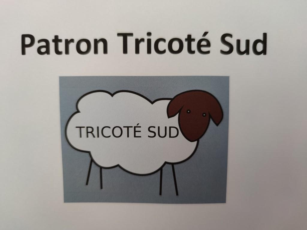 PATRON TRICOTE SUD (Medium)