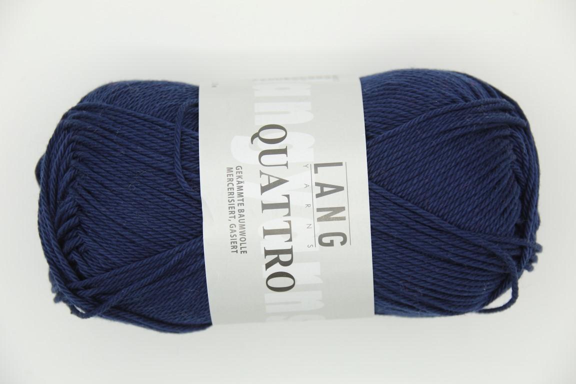 QUATTRO LANG YARNS COLORIS 25 (Medium)