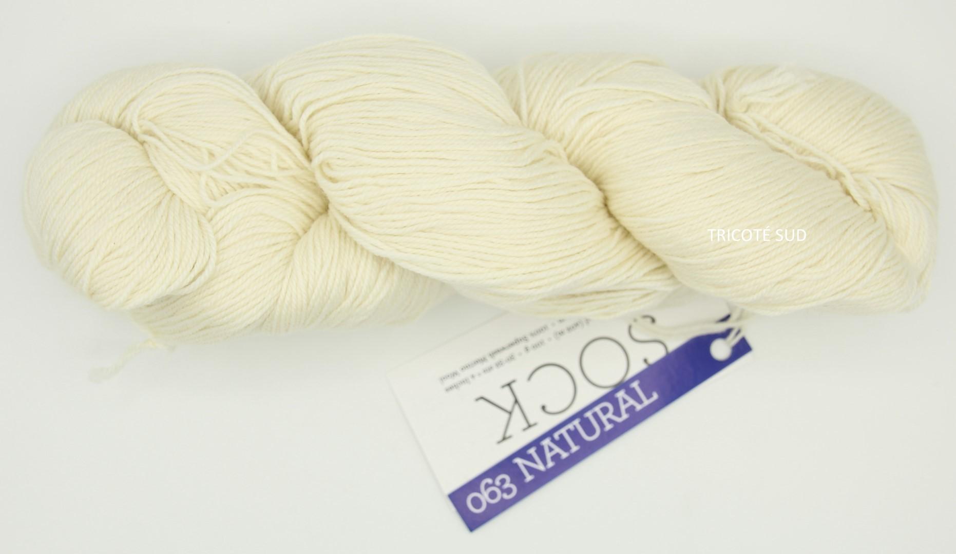 SOCK MALABRIGO COLORIS NATURAL (1) (Large)