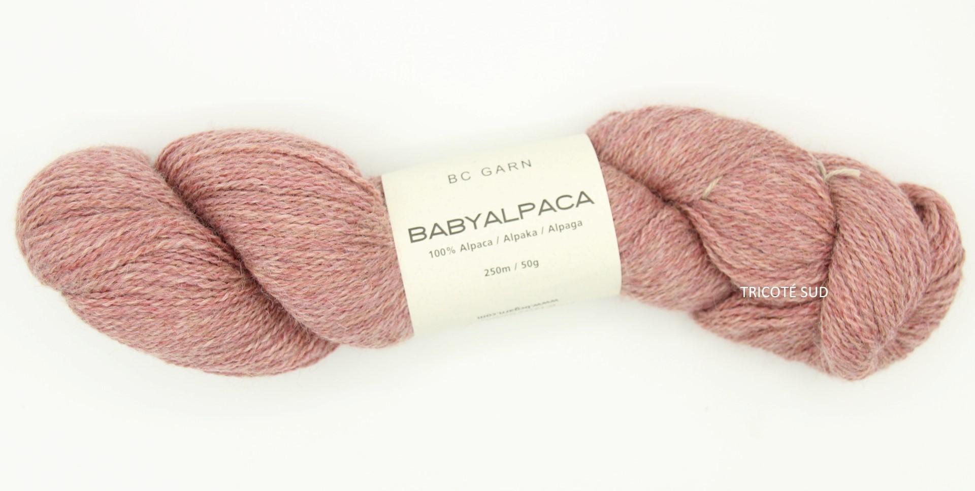 BABY ALPACA BC GARN COLORIS 127 (Large)