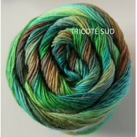 Mille Colori Socks and Lace coloris 16