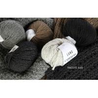 Kit tricot snood cachemire