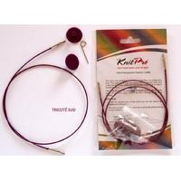 Câble aiguilles circulaires Knitpro
