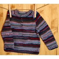 Fiche tricot pull Samuel version PDF