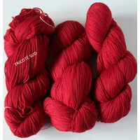 Sock coloris Ravelry Red