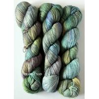 Baby Silkpaca coloris Indiecita