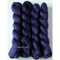 Baby Silkpaca coloris Purple Mistery