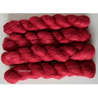 Baby Silkpaca coloris Ravelry Red