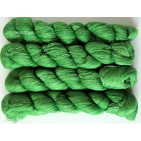 Baby Silkpaca coloris Sapphire Green