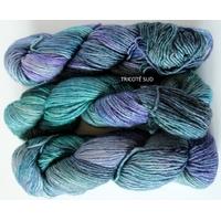 Silky Merino coloris Azules