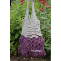 Sac filet Léontine version crochet