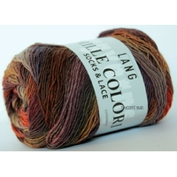 MILLE COLORI SOCKS AND LACE COLORIS 75 (1) (Medium)