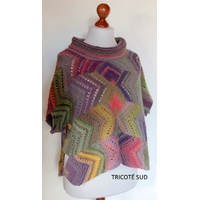 Kit poncho Ange+  version longue