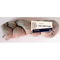 MALABRIGO SOCK PEARL (1) (Medium)