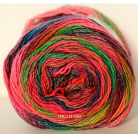 Mille Colori Socks and Lace Luxe coloris 50