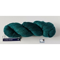 Sock coloris Teal Feather