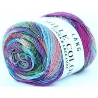 MILLE COLORI SOCKS AND LACE LUXE COLORIS 106 (2) (Large)