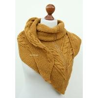Kit tricot châle Boréalis