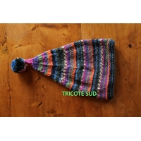 Fiche Tricot bonnet David version papier